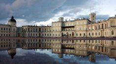 Palais côté Cour - Gatchina