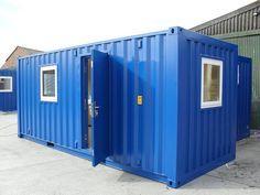 Переоборудование контейнеров под офис