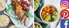 You won't have to spend your entire Sunday afternoon meal prepping with these super simple dinner recipes. Easy meal prep recipes for dinner. Aloo Gobi, Health Trends, Half Baked Harvest, Easy Weeknight Dinners, Real Food Recipes, Healthy Recipes, Tortellini, Food To Make, Meal Prep