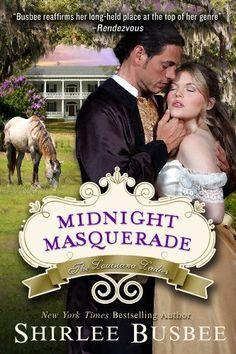 Midnight Masquerade (The Louisiana Ladies Series, Book 2) by Shirlee Busbee, http://www.amazon.com/dp/B00FCESDZS/ref=cm_sw_r_pi_dp_gdiqsb1SMMTK4