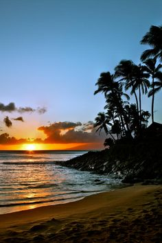Maui. Home away from home. Napili Bay to be exact.