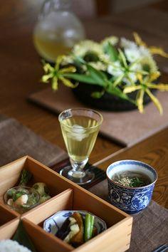 Japanese small dish
