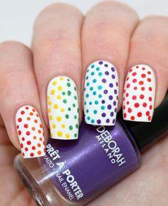 Rainbow Dots | Deborah Milano