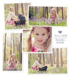 Hampshire Children's Photographer – Fairy Hunting {Bluebells in Micheldever Woods}