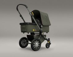 Stand to attention - it's the new Bugaboo by Diesel army-chic pram collaboration! #Bugaboo, #Prams, #SponsoredPosts