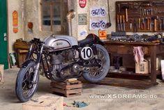 "Racing Scale Models: Diorama - ""Backyard Garage"" by Dirk Patschkowski"