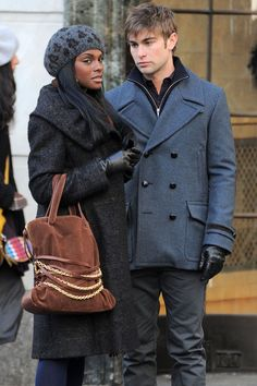Tika Sumpter & Chace Crawford #wmbw #bwwm #Hollywood interracial couple