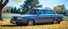Long Nguyen's 244 DL. Volvo 240s are the only cars that matter.