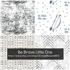 Crib Bedding Sets - - Be Brave Little One Modern Designer Print Collection - - Nursery & Toddler Bedding by OrangeBlossom805 on Etsy https://www.etsy.com/listing/243628285/crib-bedding-sets-be-brave-little-one