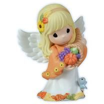Precious Moments: The Generosity Of His Love - Fall Angel.