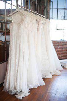 Emma and Grace Bridal Studio in Denver, Colorado | Ali and Garrett Wedding Photographers | see more on: http://burnettsboards.com/2014/08/emma-grace-bridal-studio/