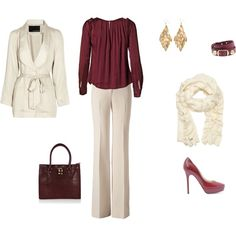 Ravishing in Red, created by ckwarren.polyvore.com