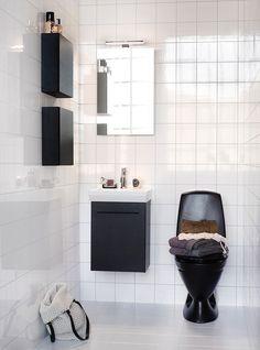 Et lille badeværelse på 4 kvm - INR