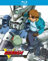 Mobile Suit V Gundam: Collection 1 (Blu-ray) Temporary cover art