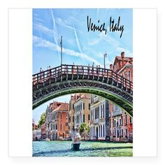 Venice, Italy Stickers JUST SOLD! #veniceitaly #stickers #shopping #giftidea #cafepress