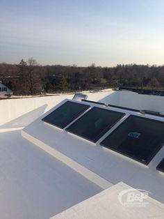 Soprema 20 Year Warranty Roof