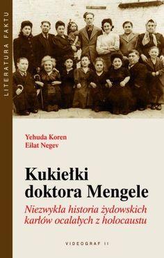 """Wydawało mi się, że w takim przedsionku piekła, jakim był obóz w Oświęcimiu, nie ma miejsca na więź ze swoim oprawcą, człowiekiem pozbawionym jakichkolwiek ludzkich cech. Tymczasem, jak pokazuje książka """"Kukiełki doktora Mengele"""", człowieka można doprowadzić do takiego stanu, po którym nawet eksperymenty wydają się zbawieniem. Opowieść o żydowskiej rodzinie karłów, która cudem ocalała z Holokaustu..."""