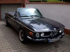 Convertible, Bmw 2002, Bmw Classic, New Bmw, Bmw 3 Series, Batmobile, Retro Cars, Bmw Cars, Future Car