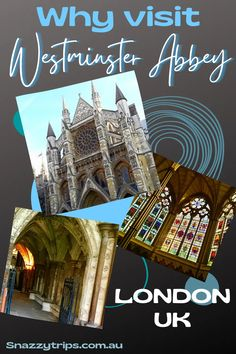 Why Visit Westminster Abbey - is it just another church? Find out all about the Abbey and why people go there. #westminsterabbey #westminsterabbeyvisit #abbeylondon #westminsterabbeylondon #snazzytrips