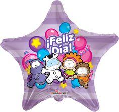 #Globos de #Feliz #Día para tus #Celebraciones o #Arreglos!!