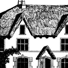 Today I'm sharing this Vintage Sketched Manor House Image!  This is a drawing of a house with a tunnel running through it, and some trees around the front of the house.  So nice to use in your Seasonal Craft or Collage Projects! Have you joined our Premium Membership Site yet? For one low monthly price (or save...Read More »