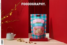 Food and drink | 渔村手信 ✖ foodography on Behance Chinese New Year Design, Shanghai, Packaging Design, Plane, Appreciation, Food And Drink, Banner, Behance, Drinks