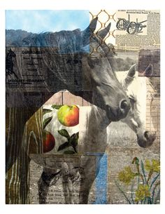 Horses by Michelle Caplan