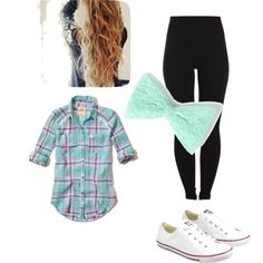 """""""Teen Outfit #45"""" by kaelarabbit on Polyvore"""