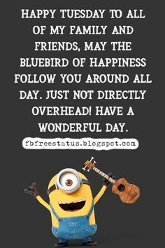 funny tuesday memes and funny tuesday morning quotes Happy Tuesday Meme, Tuesday Quotes Good Morning, Happy Day Quotes, Tuesday Humor, Morning Humor, Morning Inspirational Quotes, Inspirational Message, Inspiring Quotes About Life, Motivational Quotes