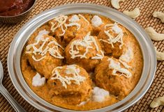 Dairy-free Malai Kofta With Creamy Cashew Curry