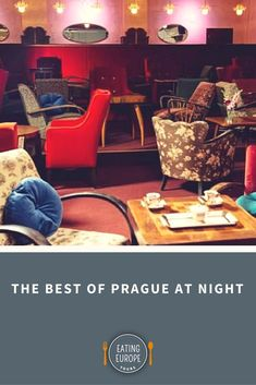 5 Quirky Things to Do in Prague at Night | #travel #prague #nightlife…