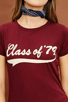 Class of 79 Graphic Tee