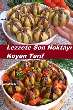 Veggie Recipes, Vegetarian Recipes, Cooking Recipes, Healthy Recipes, Veggie Food, Food Photography Tips, Turkish Recipes, Organic Recipes, Food Videos