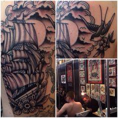 London Tattoo convention 2015