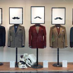 window display ideas mens fashion - Google Search