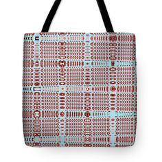 Copper Rivets Abstract Tote Bag featuring the digital art Copper Rivets Abstract by Tom Janca