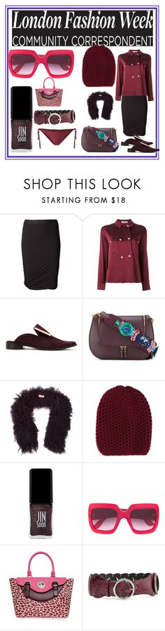 """""""fashion for everything"""" by denisee-denisee ❤ liked on Polyvore featuring T By Alexander Wang, Emilio Pucci, Ginger & Smart, Anya Hindmarch, Karl Donoghue, Inverni, JINsoon, Gucci, Hill & Friends and ViX"""