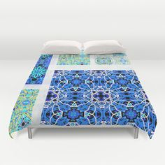 Calm Duvet Cover by k_c_s - $99.00 beautiful