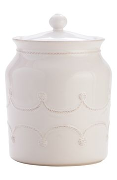 Juliska'Berry and Thread' Ceramic Cookie Jar available at #Nordstrom