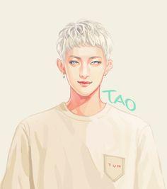 Tao EXO fanart @ Stardium