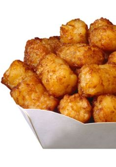 These crunchy, bite-size tater tots are a homemade take on a fun childhood classic.