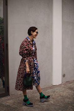 On the Street…At Marni, Milan