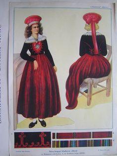 Rahvariided, -mustrid vol 2 - Osta. Folk Costume, Costumes, Vol 2, Historical Costume, Fashion History, Folk Art, Lisa, Culture, Traditional