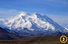북미 대륙 최고봉인 해발 6194m의 알래스카주 매킨리산의 명칭을 '드날리'로 공식 변경했다  드날리 [사진 중앙포토]