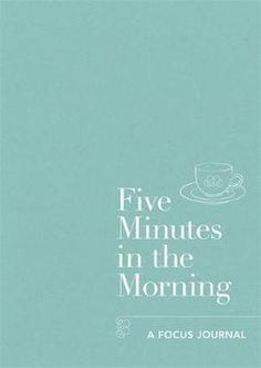 Free eBook Five Minutes in the Morning: A Focus Journal Author Aster Got Books, Books To Read, Book People, All That Matters, New Hobbies, Paperback Books, Reading Online, Books Online, Free Ebooks