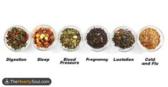 6 Different Health Problems That You Can Cure By Drinking Tea : The Hearty Soul