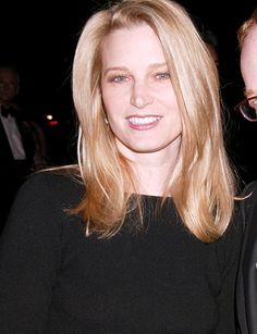 Actress Bridget Fonda, daughter of actor Peter Fonda