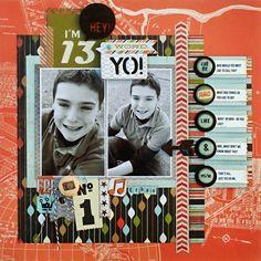 *Im 13, YO!* - Scrapbook.com