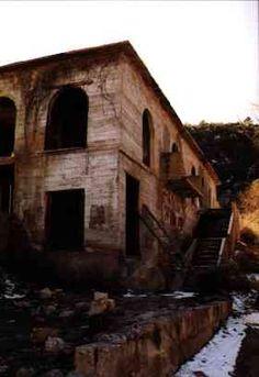 Hualapais Mansion - Arizona Ghost Town