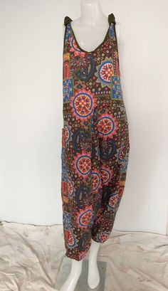 Jumpsuit or Jumper always makes your day comfortable and relaxing. In Harem  Style b6cab9d1a393